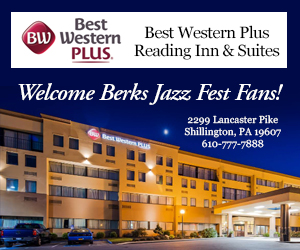 Ad for Best Western Plus Reading Inn & Suites