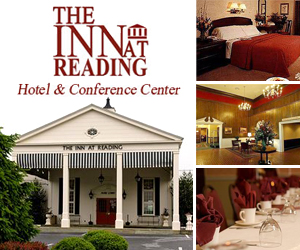 Ad for The Inn at Reading Hotel & Conference Center