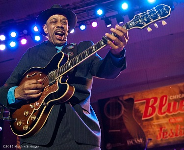 Chicago-based guitarist John Primer remains the real deal in blues music