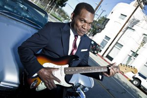 The Robert Cray Band plus Blind Boy Paxton