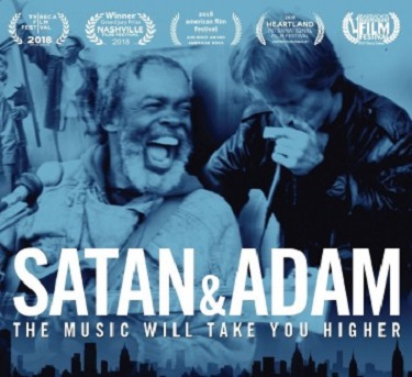 Satan & Adam: The Music Will Take You Higher